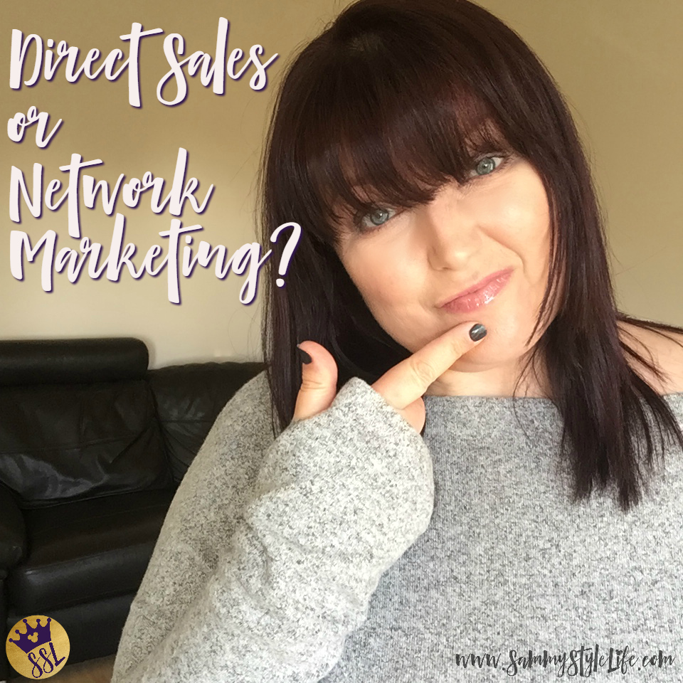 Direct Sales or Network Marketing