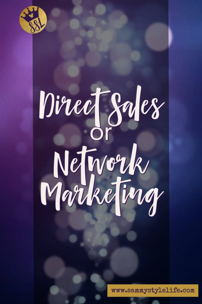 Direct Sales or Network Marketing?