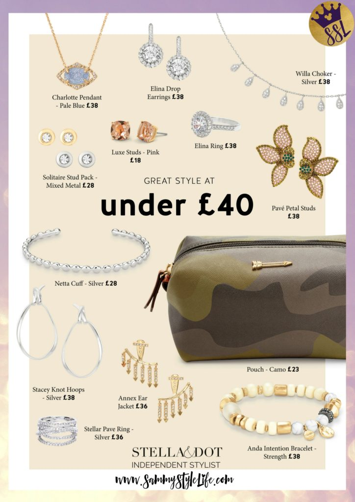 Stella and Dot under £40