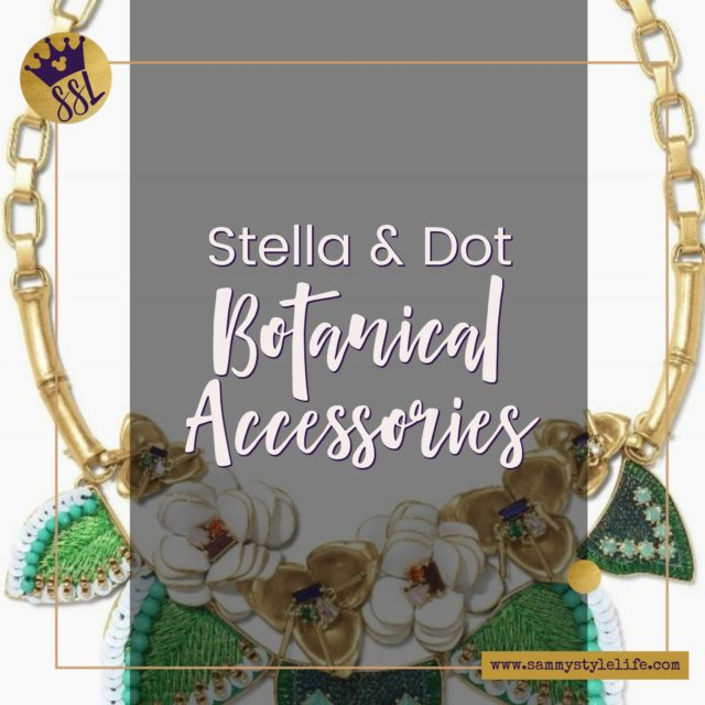 Botanical Accessories by Stella and Dot